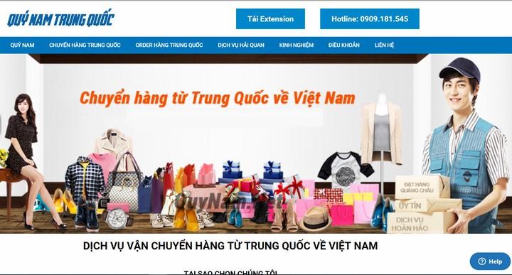 Công ty Cổ phần Dịch vụ Thương mại Xuất nhập khẩu Quý Nam Sài Gòn