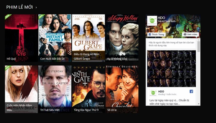 hdo.tv - Web xem phim trực tuyến