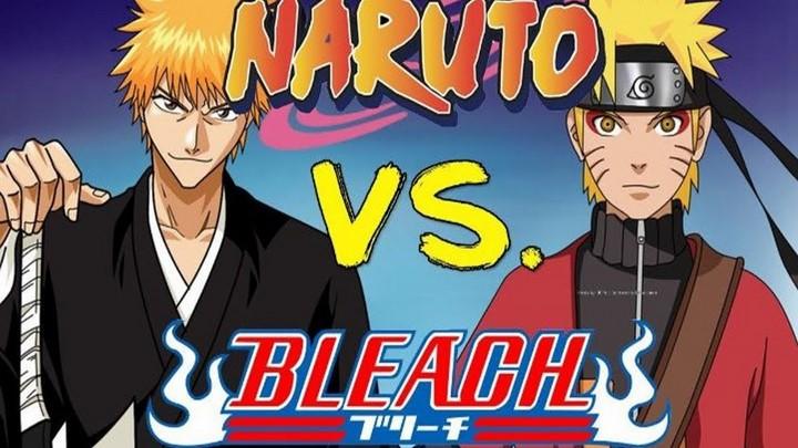 Game BLEACH VS NARUTO chơi Online miễn phí phiên bản mới nhất