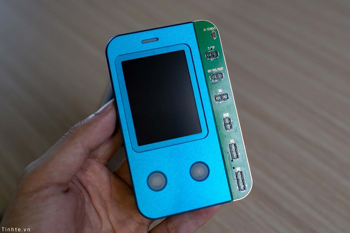 máy reset pin iPhone : Biến iPhone cũ thành mới trong nháy mắt