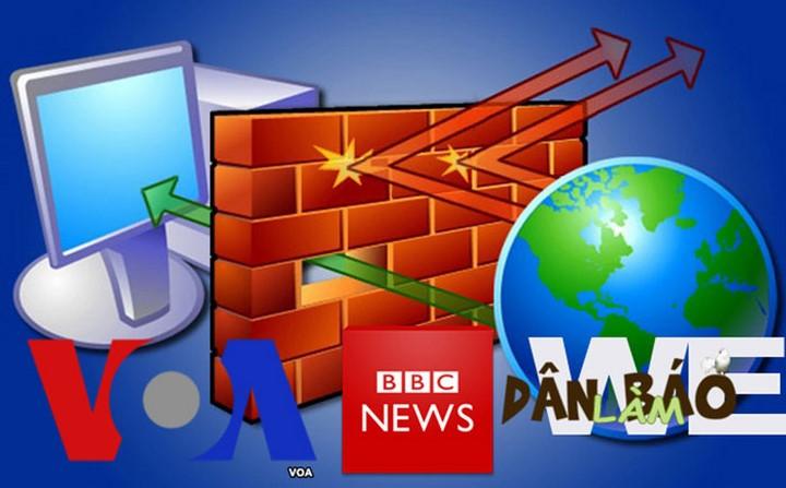 Cách Vượt tường lửa để vào BBC Việt Nam - Danlambao- VOA