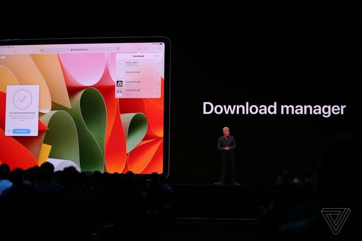 Trình duyệt Safari trên iPadOS