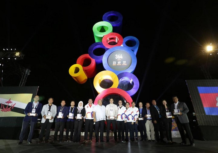 Sea Games 30 2019 diễn ra ở đâu ? Vào tháng mấy? Có bao nhiêu môn thi đấu ?