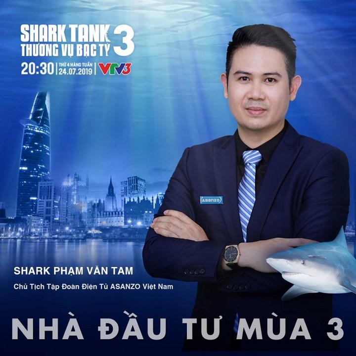 Shark Phạm Văn Tam