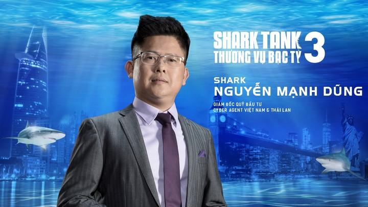 Shark Nguyễn Mạnh Dũng (Dzung Nguyễn)