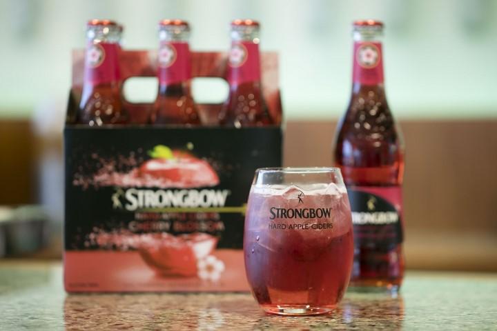 Strongbow là rượu hay bia