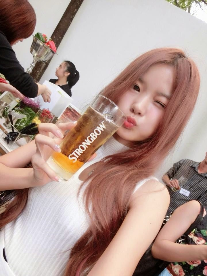 Strongbow uống có say không