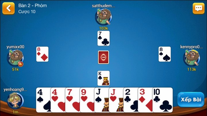 game đánh bài nhatnhiba