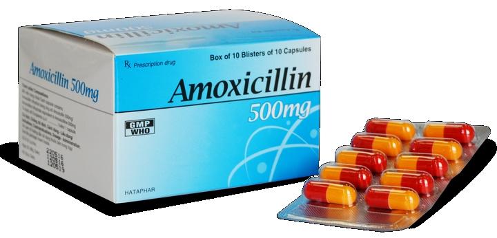 Liều dùng thuốc Amoxicllin cho người lớn và trẻ nhỏ