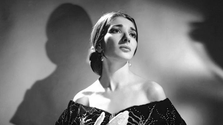 Maria Callas là một diva tầm cỡ của thế giới