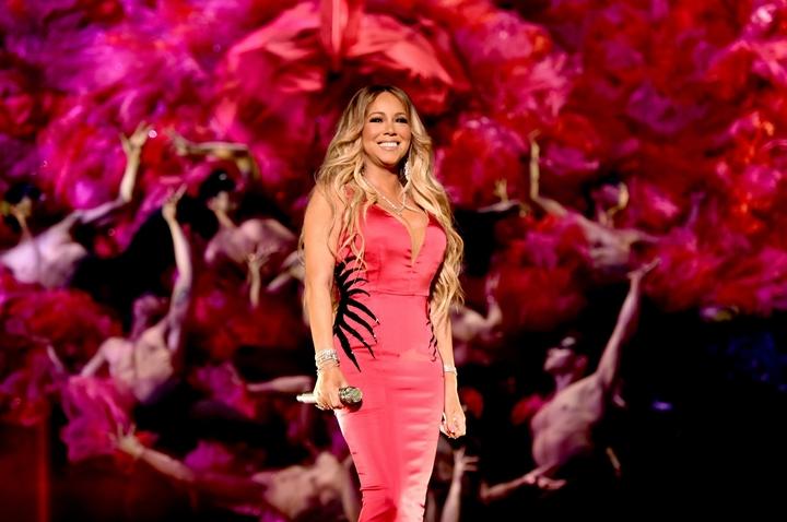 Mariah Cary được coi là diva sở hữu chất giọng rộng rất đặc biệt