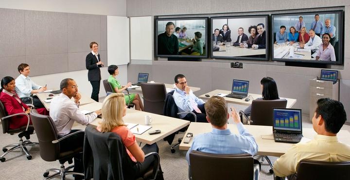 Tại sao bạn chọn giải pháp hội nghị truyền Polycom