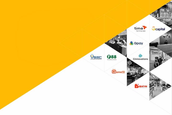 Hệ sinh thái của G-Group bao gồm 8 công ty thành viên