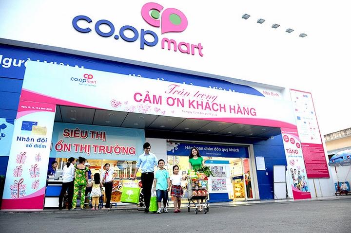 siêu thị Co.opmart
