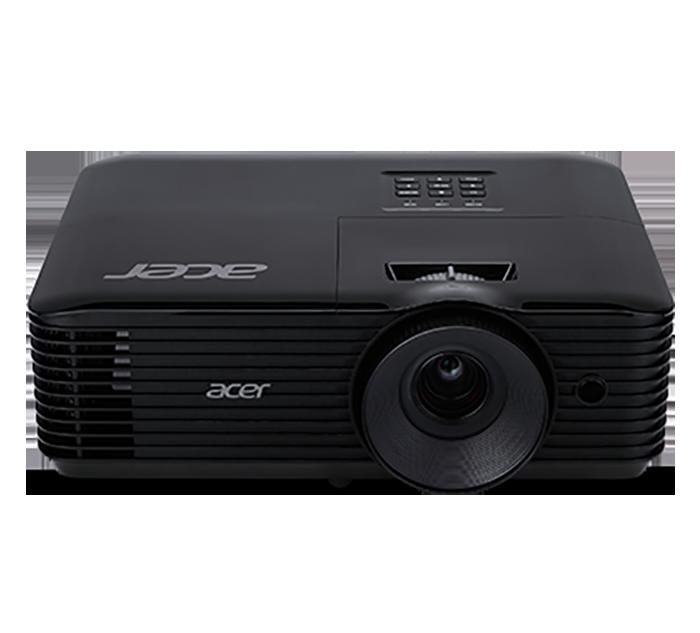 Acer X128H khá là nhỏ gọn