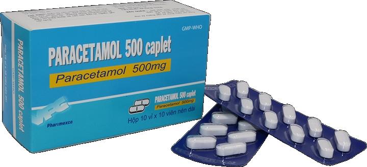 Bảo quản thuốc Paracetamol thế nào ?