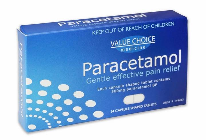 Tác dụng phụ của thuốc paracetamol cần phải biết