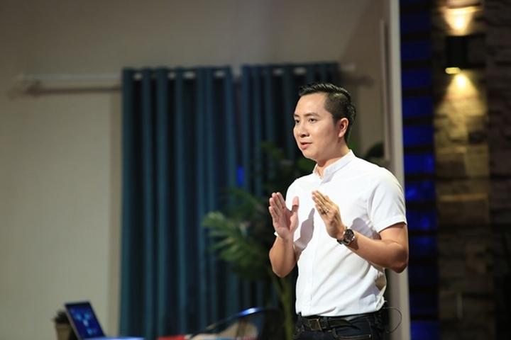 CEO Luxstay Nguyễn Văn Dũng