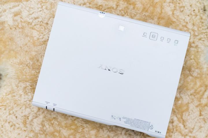 Sony VPL-CH355 có thiết kế để lắp cố định 1 vị trí