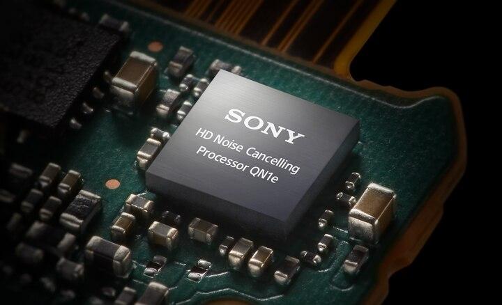 Bộ xử lý khử tiếng ồn HD mới QN1e trên WF-1000XM3