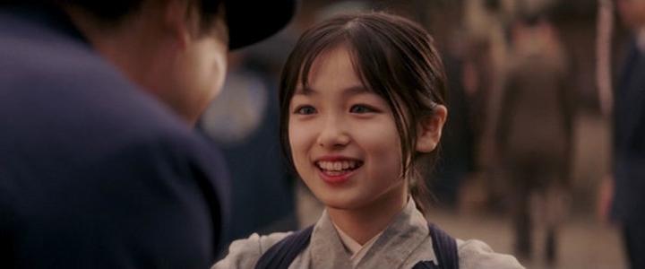 Ohgo suzuka thủ vai vai Nitta Sayuri lúc nhỏ trong phim hồi ức của một geisha
