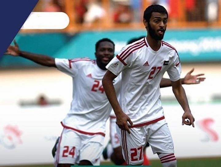 Đội tuyển bóng đá quốc gia của UAE