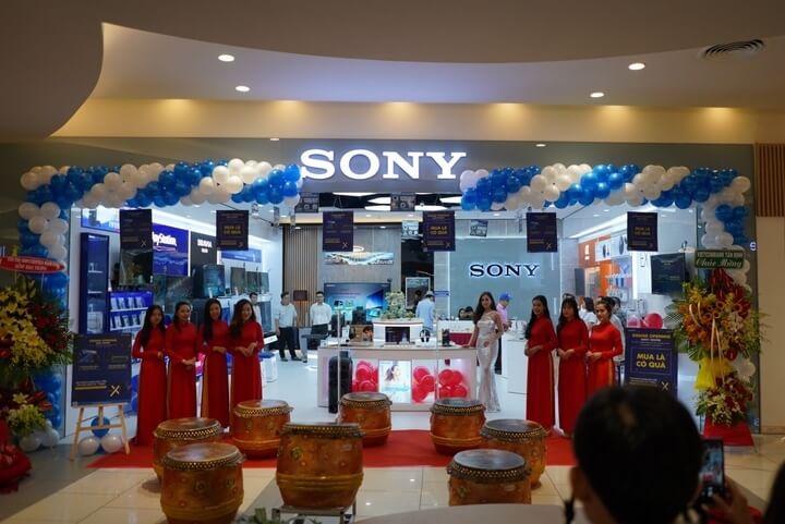 Sony center Aeon Tân Phú