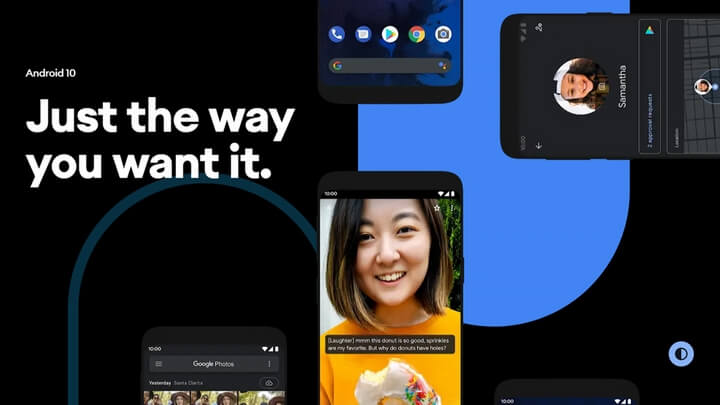 Lịch cập nhật lên Android 10 của Samsung, OnePlus, Nokia, Motorola, Xiaomi, Huawei