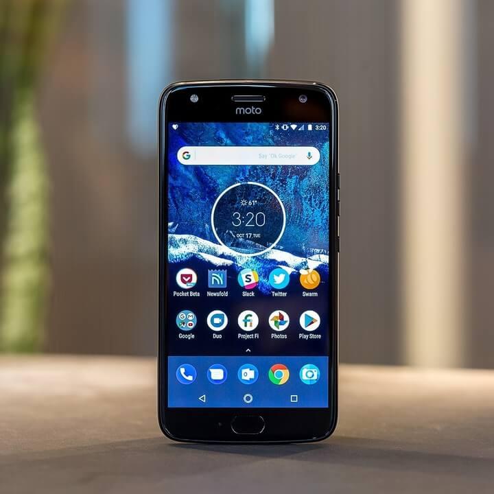 Danh sách thiết bị Motorola được lên Android 10