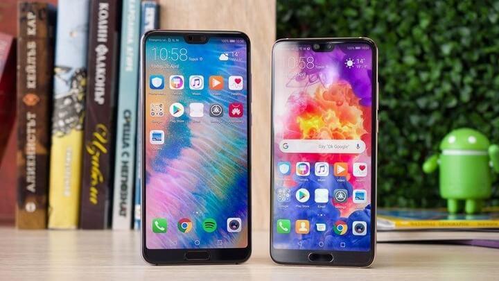 Danh sách thiết bị Huawei được lên Android 10
