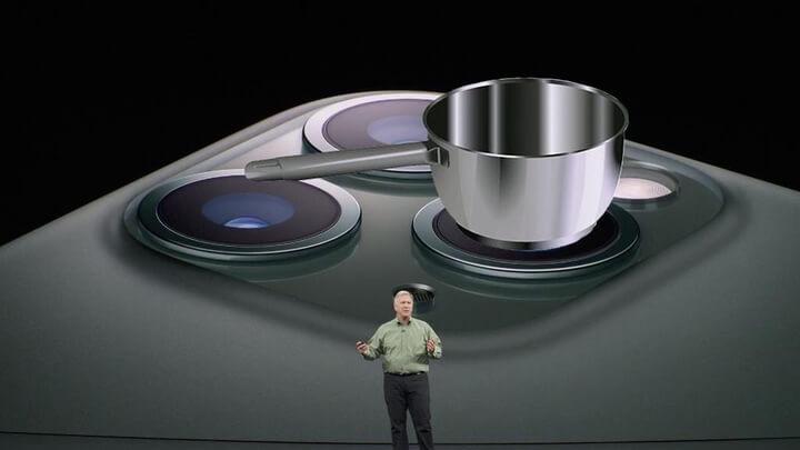 Bộ ba iPhone 11/ 11 Pro và 11 Pro Max ngập tràn với những ảnh chế bá đạo