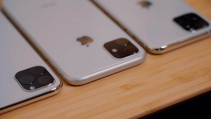 cấu hình chi tiết bộ 3 iPhone 11, 11 Pro và 11 Pro Max + Giá bán