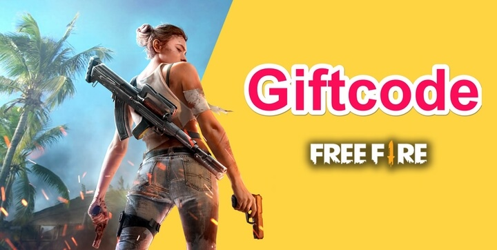Giftcode Free Fire mới nhất
