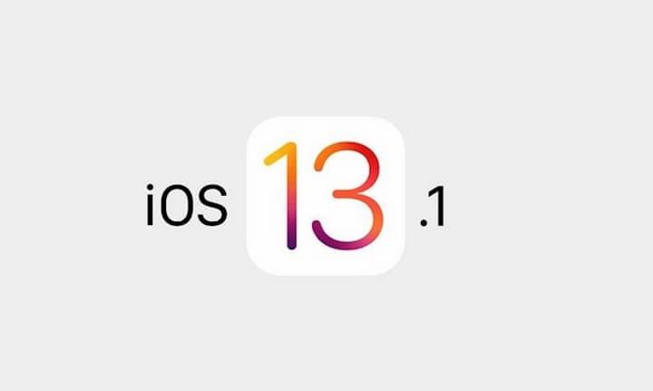 iOS 13.1 có gì mới
