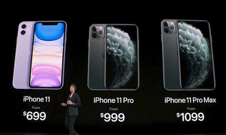 Giá iPhone 11 chính hãng tại Mỹ