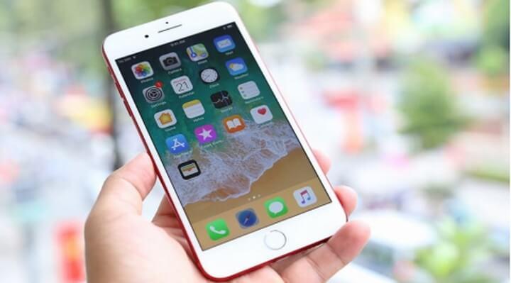 DFU Mode cho iPhone 7 hay iPhone 7 Plus