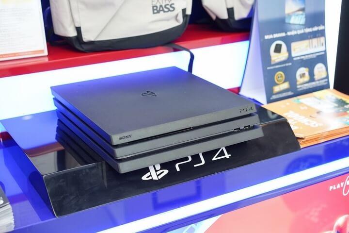 Góc trải nghiệm sản phẩm máy chơi game Playstation