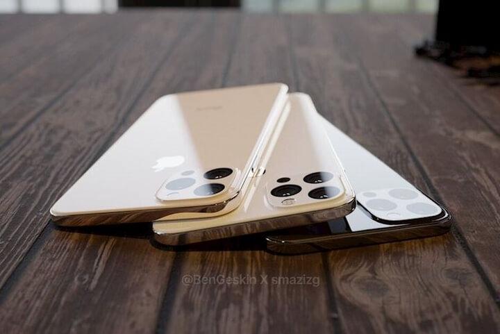 concept iPhone 2020 - Ảnh:PhoneArena