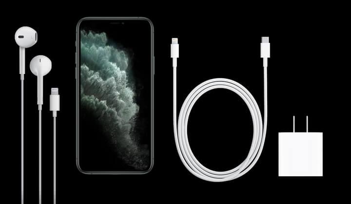 iPhone 11 Pro đã có sạc 18W