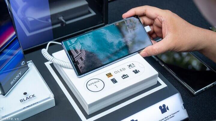 Sony Xperia 1 chính hãng sẽ có 3 màu được phân phối tại Việt Nam
