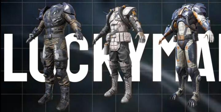 Trang phục trông như được mặc giáp