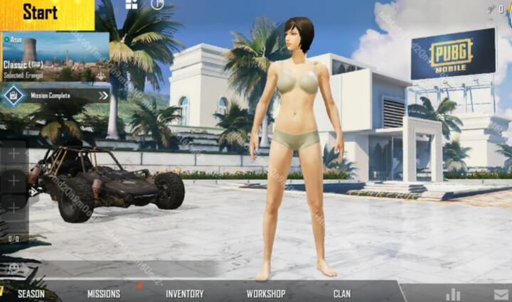 Đây là ảnh nền mới của trò chơi trong Season mới, trông rất hiện đại.