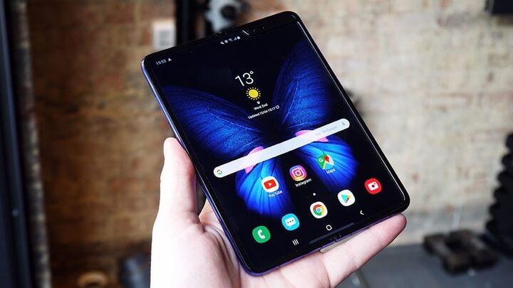 Samsung Galaxy Fold giá bao nhiêu ? Mua ở đâu ?