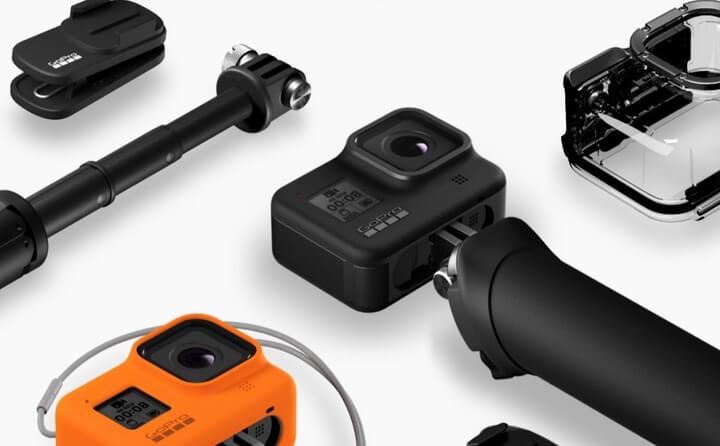 Ngắm loạt phụ kiện mới ra mắt của GoPro