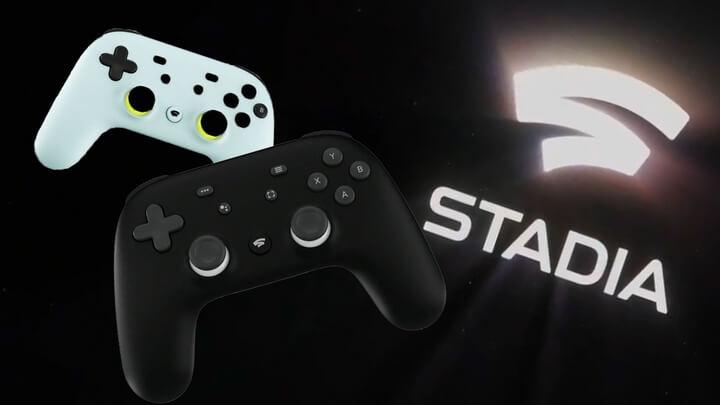 tay cầm Stadia Founder's Edition
