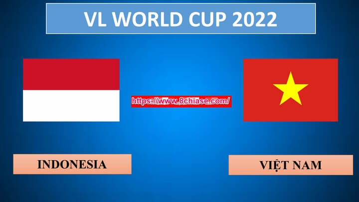 Link xem online trận Indonesia vs Việt Nam 18h30 tối nay
