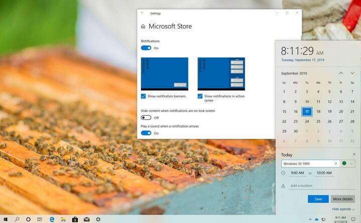Windows 10 Version 1909 có gì mới?