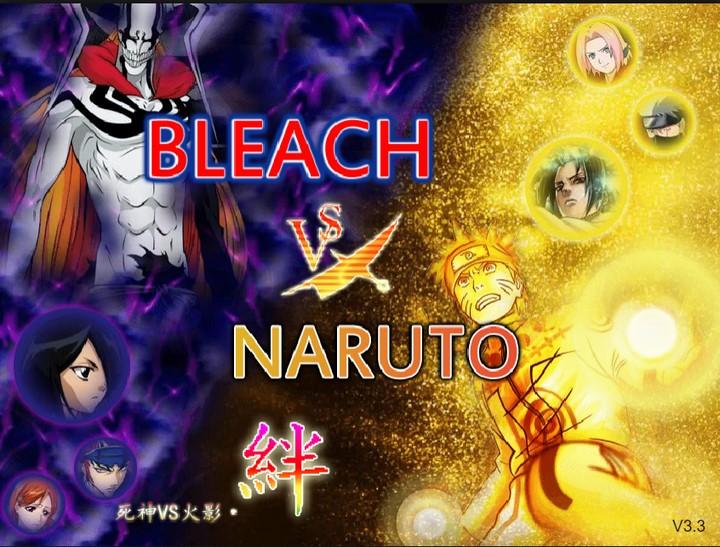 Game Bleach vs Naruto