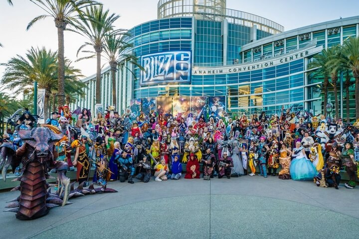 Every cosplayer at BlizzCon 2015