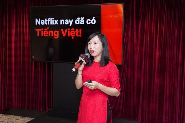 Netflix chính thức hổ trợ ngôn ngữ tiếng việt